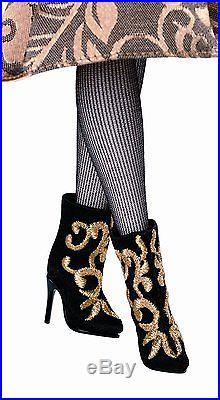 Barbie Fashion Model Collection Luciana Silk Stone Gold Label BDH22