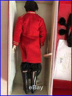 Barbie Fashion Model Collection Nicolai Silkstone Ken Doll