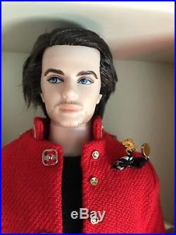 Barbie Fashion Model Collection Nicolai Silkstone Ken Doll