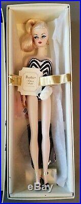 Barbie Fashion Model Collection Silkstone Debut Ninb #67555