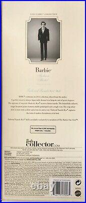 Barbie Fashion Model Collection Silkstone Ken Tailored Tuxedo Doll