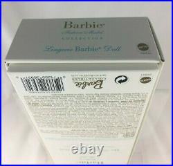 Barbie Fashion Model Collection The Lingerie Barbie Doll #2 Brunette NRFB