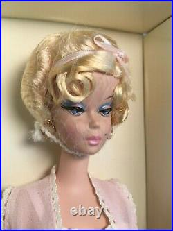 Barbie Fashion Model Collection The Lingerie Barbie Doll #4 Silkstone NRFB