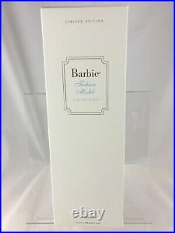 Barbie Fashion Model Collection The Lingerie Barbie Doll #6 Silkstone NRFB