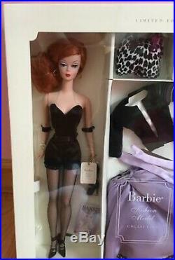 Barbie Fashion Model DUSK TO DAWN Silkstone Gift Set 2000 NRFB