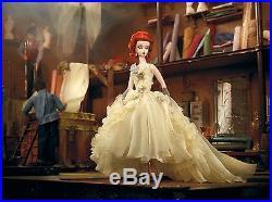 Barbie Fashion Model Gala Gown Doll Barbie Silkstone New