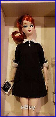 Barbie Fashion Model Paris Convention 2016 Platinum Label Silkstone Doll