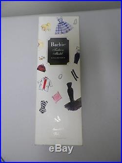 Barbie Fashion Model Silkstone 50th Anniversary Doll Ltd Ed 18000 Nib Blond