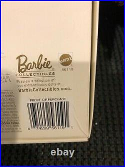 Barbie Fashion Model Silkstone Accessory pack Never Opened