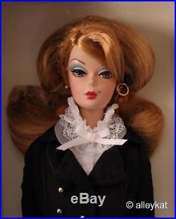 Barbie Fashion Model, Silkstone Barbie Doll, Pretty Pleats, NRFB