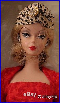 Barbie Fashion Model, Silkstone Barbie Doll, Red Hot Reviews, Near Mint With Box