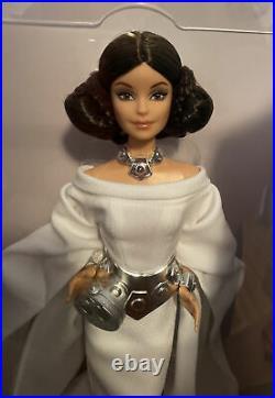 Barbie GHT78 Star Wars Princess Leia Doll Brand New In Box