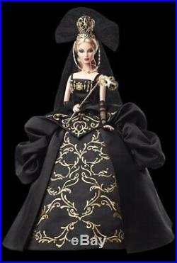 Barbie Global Glamour Collection Venetian Muse Gold Label Doll BCRO3 2013 New