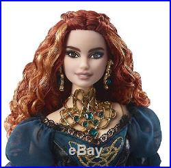 Barbie Global Glamour Sorcha Scotland Doll Gold Label Dyx75 In Shipper Nu