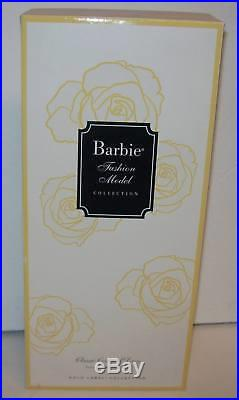 Barbie Gold Label Collection Classic Cocktail Dress Silkstone Body Doll NEW
