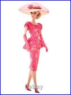 Barbie Gold Label Fashion Model Collection FASHIONABLY FLORAL Doll NRFB 2014
