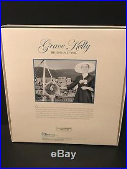 Barbie Grace Kelly The Romance Silkstone Bfmc Gold Label Giftset Nrfb