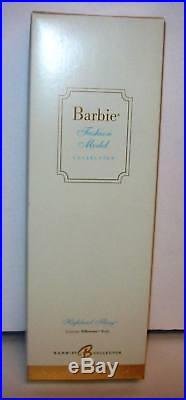 Barbie Highland Fling Doll Silkstone Robert Best Mint In Box Gold Label NRFB