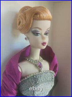 Barbie LOVE AND AMETHYSTS silkstone MFDS Madrid Convention 2019 LE 5 dolls