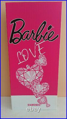 Barbie LOVE AND DIAMONDS silkstone MFDS Madrid Convention 2019