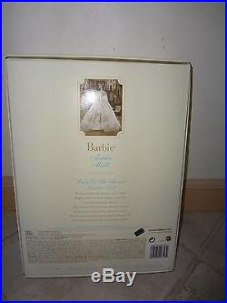 Barbie Lady Of Manor Silkstone Doll Nrfb Gold Label See Pic