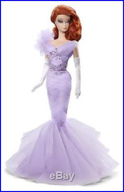 Barbie Lavender Luxe Silkstone Gold Label Still In Original Tissue Mint