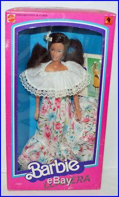 Barbie Llanera Superstar Doll From Venezuela by RotoPlast No. 51-0257