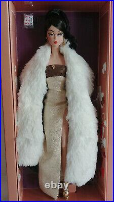 Barbie Lucky Charm silkstone MFDS Madrid Convention 2017 NRFB Amazing doll