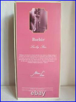 Barbie Lucky Star silkstone MFDS Madrid Convention 2017 NRFB Amazing doll