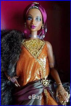 Barbie MADAM LAVINIA Doll HARLEM THEATRE COLL #2 DGW46 MINT NRFB New in shipper