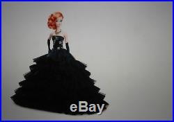 Barbie Midnight Glamour Silkstone Robert Best Designer Mint