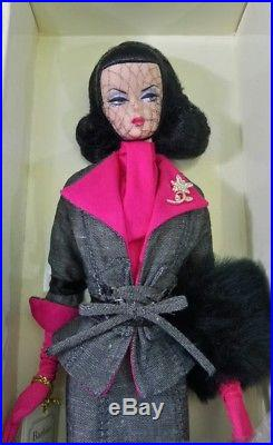 Barbie Muffi Roberts Silkstone Doll Gold Label Dealers Coleccion H6465 Fashion