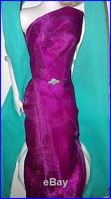 Barbie Mumbai Traveller silkstone MFDS Madrid Convention doll 2016 NRFB