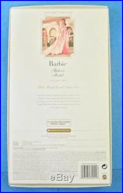 Barbie Palm Beach Coral Silkstone Doll Gold Label Coleccion R4535 Fashion Mattel