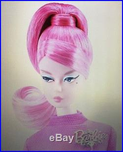 Barbie Proudly Pink Silkstone Gold Label Mint In Tissue