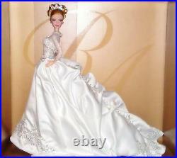 Barbie REEM ACRA Bride Limited to 999 pc. L3549 Platinum Label 2007 Blonde New