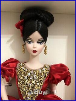 Barbie Russia Darya Silkstone Doll (see Description)