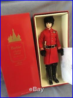 Barbie Russia Nicolai Ken Silkstone Gold Label Doll