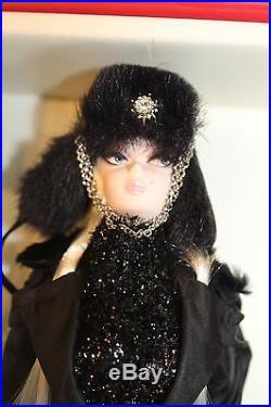 Barbie SILKSTONE Russian Verushka NRFB hard to find