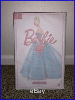 Barbie Signature BFMC Gala's Best Collector Doll Silkstone 20th IN HAND