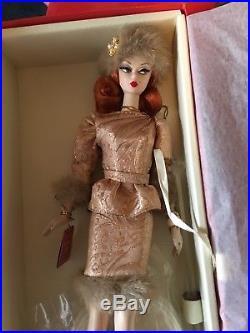 Barbie Silkstone 2011 MIB Ekaterina Doll