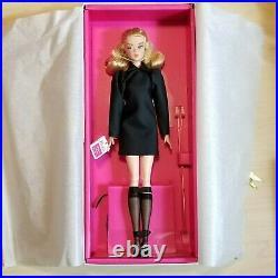 Barbie Silkstone BEST IN BLACK Doll Gold Label New