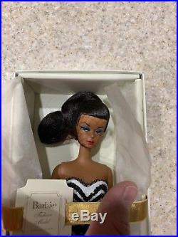 Barbie Silkstone Bfmc Fashion Royalty Aa Debut Doll Nrfb