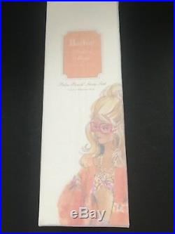 Barbie Silkstone Bfmc Palm Beach Swimsuit Nrfb Tissued