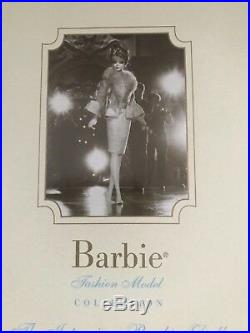 Barbie Silkstone Bfmc The Interview Nrfb Signed By Robert Best