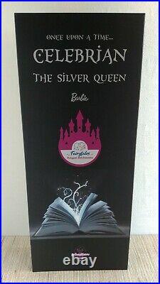 Barbie Silkstone CELEBRIAN The Silver Queen Portuguese convention 2021 LE 30