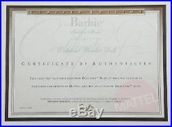 Barbie Silkstone Delphine Doll Fashion Model Collection No. 26929 NRFB