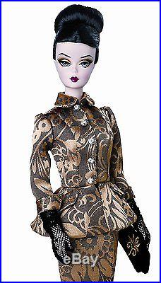 Barbie Silkstone Fashion Model Collection Luciana doll GOLD Label