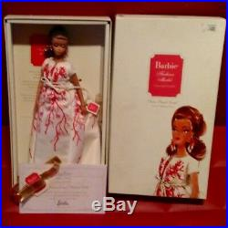 Barbie Silkstone Gold Label Doll, Fashion Model Collection Palm Beach Coral