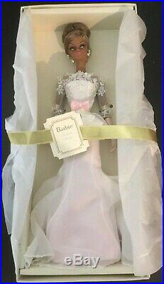Barbie Silkstone Gold Label Evening Gown Fashion Model Collection NRFB